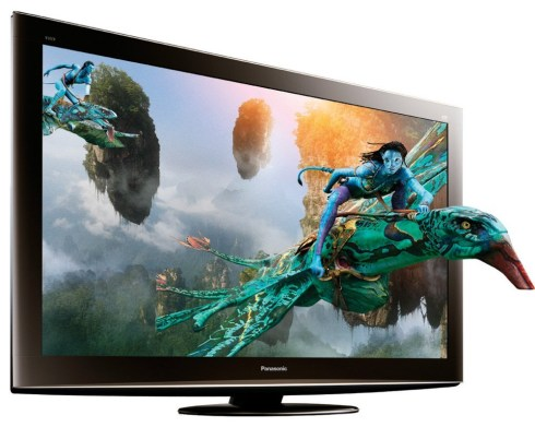 Panasonic 3D TV with Avatar