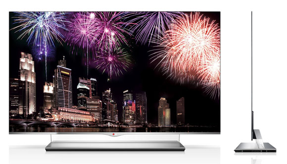 LG OLED TV ROLLOUT580
