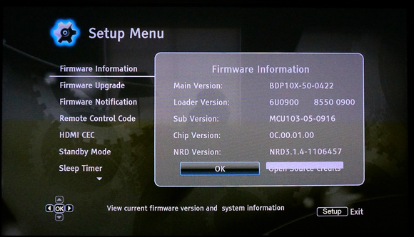 HD Guru Blu-ray Firmware Updates - 07