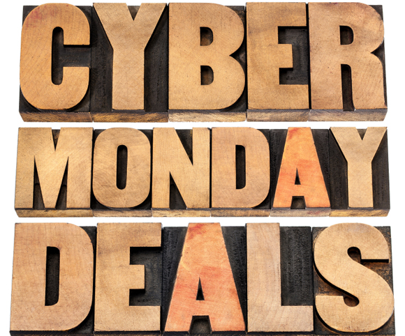 Cyber Monday Offers Up Bevy Of Holiday Deals