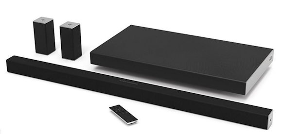 Vizio Adds 9 Google Cast Soundbars