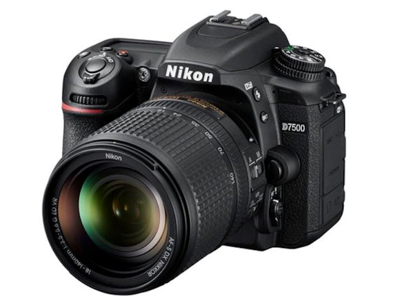 Nikon Adds D7500 Mid-Range 4K Ultra HD DSLR