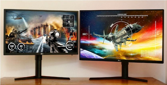 LG To Show Trio Of High Refresh Gaming Monitors At IFA