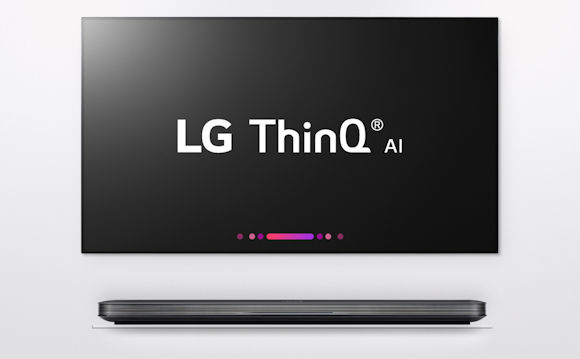 LG To Add ThinQ Voice AI To 2018 4K UHDTVs