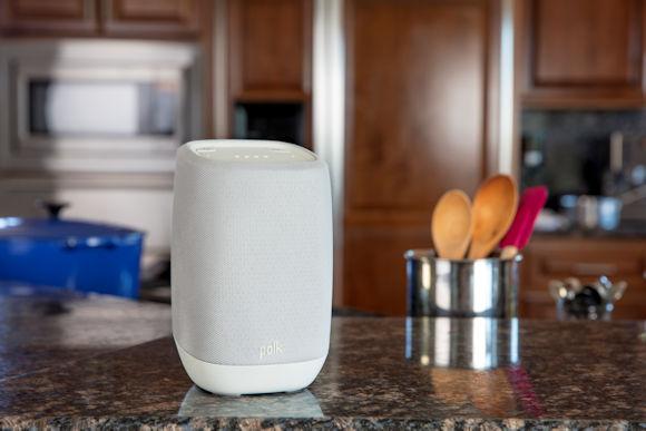 Polk Unveils Polk Assist Speaker With Google Voice AI Technology