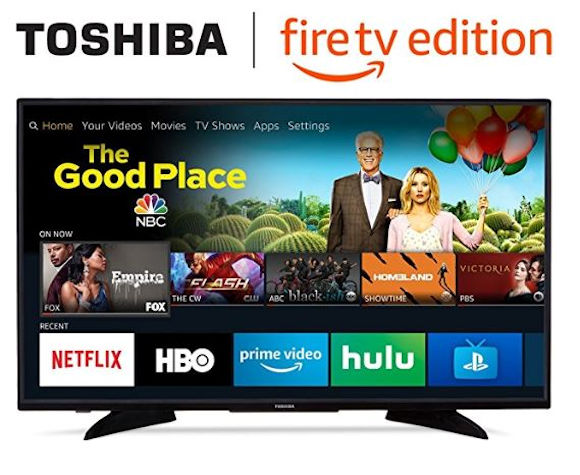 First Toshiba Fire TVs Hit Best Buy, Amazon