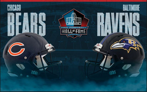 Pro Football Hall of Fame Game - Wikipedia