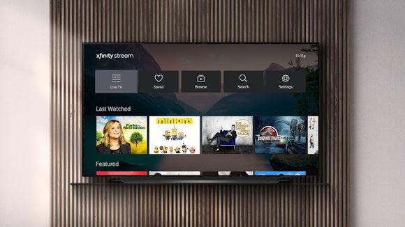 LG Brings Xfinity Stream App To WebOS Smart TVs