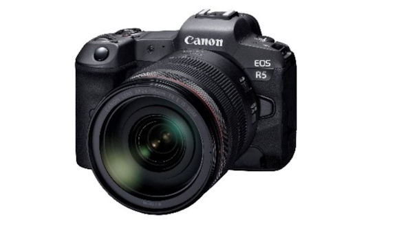 Canon To Deliver EOS R5 With 8K Video, In-Body Stabilization