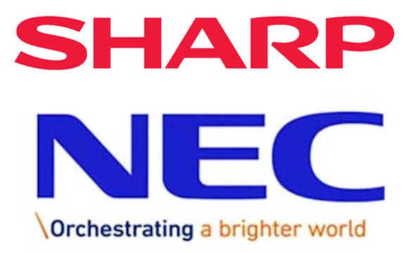 Sharp, NEC Announce Plans For Video Display Joint Venture